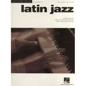 COMPILATION - LATIN JAZZ PIANO SOLOS