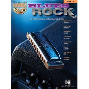 COMPILATION - HARMONICA PLAY ALONG VOL.3 BLUES ROCK + CD