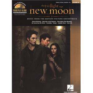 COMPILATION - PIANO PLAY ALONG VOL.093 TWILIGHT NEW MOON + CD
