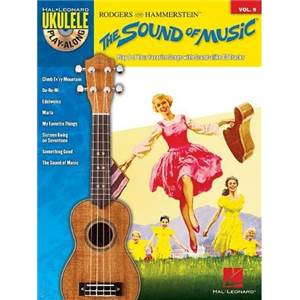 RODGERS / HAMMERSTEIN - UKULELE PLAY ALONG VOL.9 THE SOUND OF MUSIC + CD