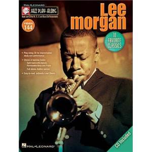 MORGAN LEE - JAZZ PLAY ALONG VOL.144 + CD