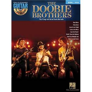 THE DOOBIE BROTHERS - GUITAR PLAY-ALONG VOL.172 + CD