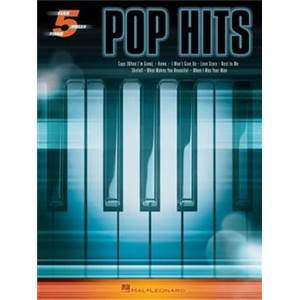 COMPILATION - 5 FINGER PIANO: POP HITS