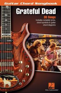 GRATEFUL DEAD - GUITAR CHORD SONGBOOK