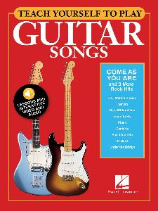 "TEACH YOURSELF TO PLAY ""COME AS YOU ARE"" AND 9 MORE ROCK HITS + ONLINE AUDIO AND VIDEO ACCESS"