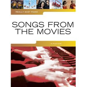 COMPILATION - REALLY EASY PIANO SONGS FROM THE MOVIES
