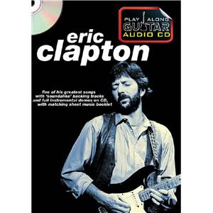 CLAPTON ERIC - PLAY ALONG GUITAR + CD