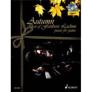 LACHINI FARIBORZ - AUTUMN (BEST OF) + CD PIANO