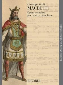 VERDI GIUSEPPE - MACBETH - VOCAL SCORE