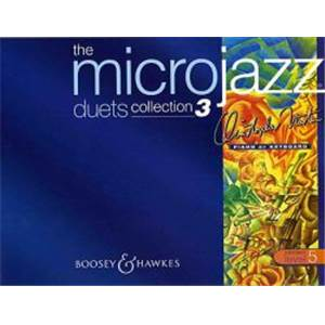 NORTON CHRISTOPHER - MICROJAZZ VOL.3 LEVEL 5 PIANO 4 MAINS