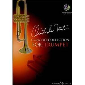 NORTON CHRISTOPHER - CONCERT COLLECTION TROMPETTE/PIANO + CD