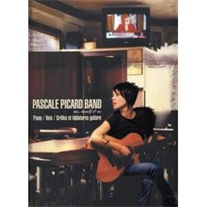 PICARD PASCALE BAND - BAND ME, MYSELF AND US P/V/G