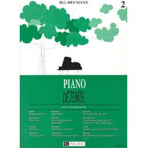 HEUMANN HANS GUNTER - PIANO DETENTE VOL.2