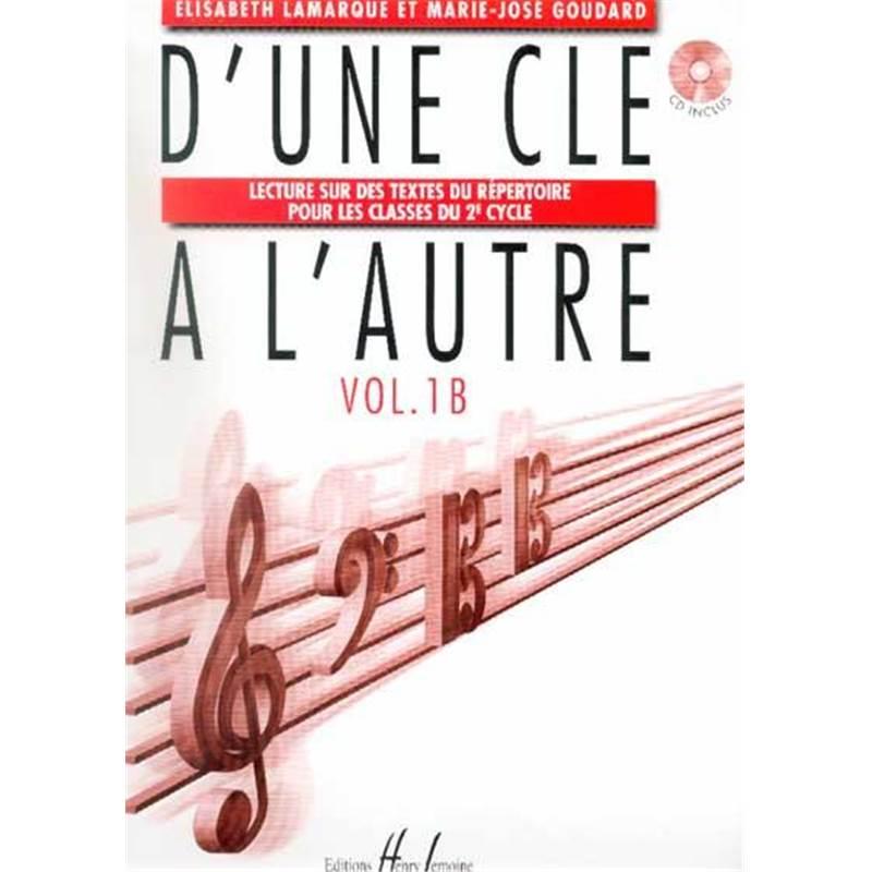 Goudard  Editions Lemoine Les Sons Vagabonds 2ème année Lamarque
