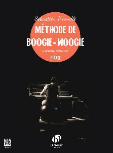 TROENDLE SEBASTIEN - METHODE DE BOOGIE-WOOGIE AU PIANO VOL.2