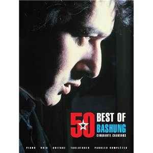 BASHUNG ALAIN - BEST OF 50 CHANSONS P/V/G