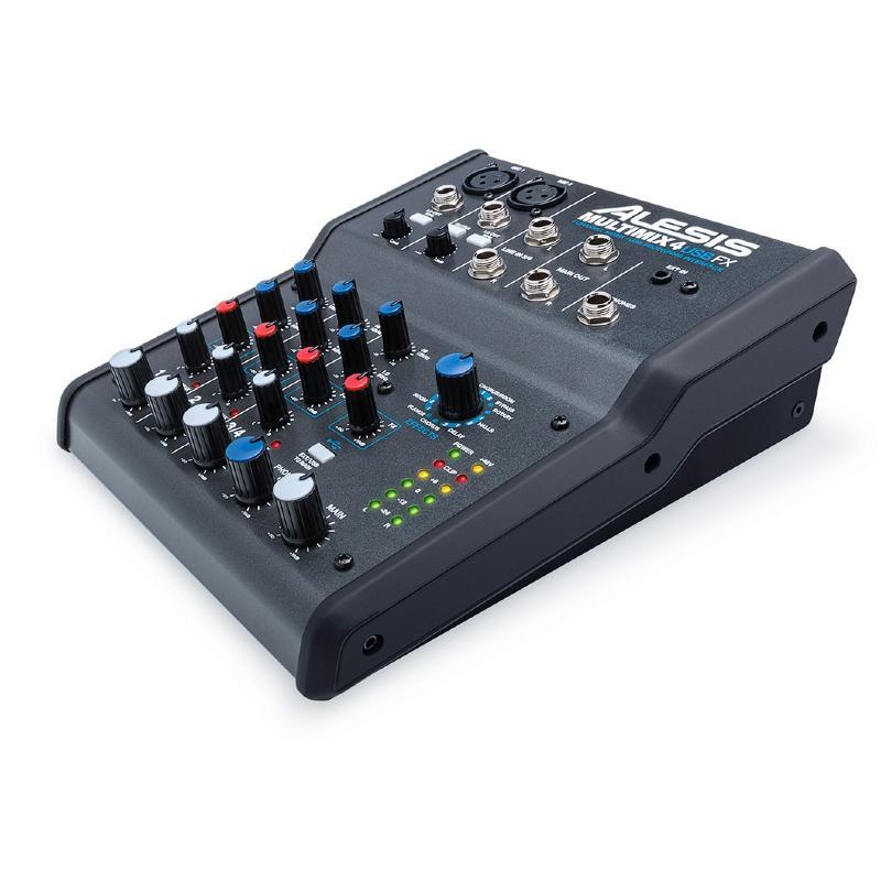 Table de mixage studio alesis multimix mm4 usb fx - Table de mixage studio d enregistrement ...