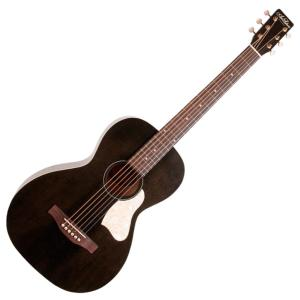 GUITARE FOLK ACOUSTIQUE ART & LUTHERIE ROADHOUSE FADDED BLACK EA AL 045532