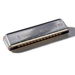 HARMONICA DIATONIQUE DROIT HOHNER ECHO 2209/28 C EN DO