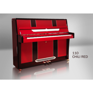 PIANO DROIT SAMICK 110 RED CHILLI