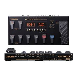 MULTI-EFFETS GUITARE BOSS GT 100