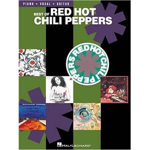RED HOT CHILI PEPPERS - BEST OF P/V/G