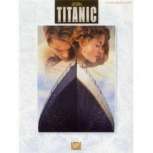HORNER JAMES - TITANIC J.CAMERON PIANO SOLO SELECTION
