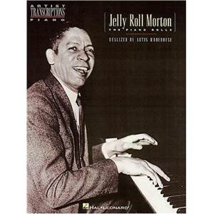 MORTON ROLLS JELLY - THE PIANO ROLLS ARTIST TRANSCRIPTIONS