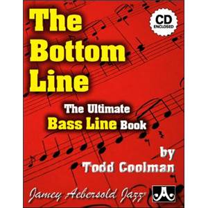 COOLMAN TODD - THE BOTTOM LINE THE ULTIMATE BASS LINE VOL.+ CD