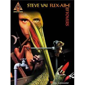 VAI STEVE - FLEX ABLE LEFTOVERS GUITAR TAB.