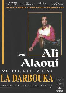 ALI ALAOUI - DVD LA DARBOUKA MÉTHODE D'INITIATION - PERCUSSION