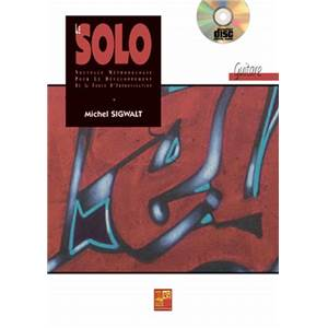 SIGWALT M. - LE SOLO METHODE GUITARE + CD