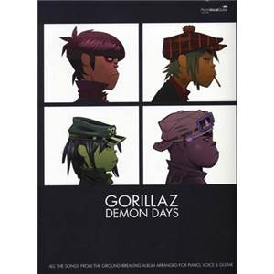 GORILLAZ - DEMON DAYS P/V/G