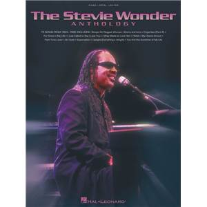 WONDER STEVIE - ANTHOLOGY P/V/G