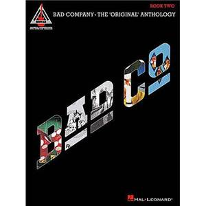 BAD COMPANY - THE ORIGINAL ANTHOLOGY VOL.2 TAB.