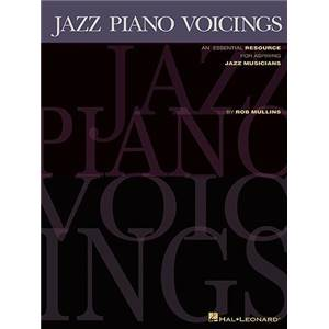 MULLINS ROB - JAZZ PIANO VOICINGS ALL ESSENTIAL RESOURCE