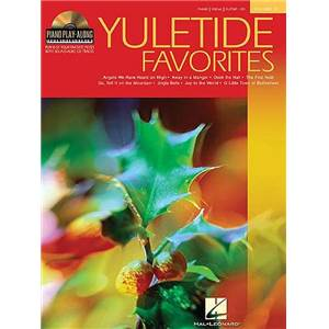 COMPILATION - PIANO PLAY ALONG VOL.013 YULETIDE FAVORITES + CD