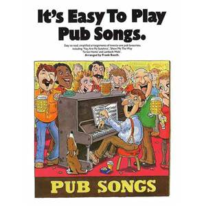 COMPILATION - IT'S EASY TO PLAY PUB SONGS