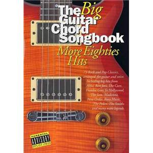 COMPILATION - BIG GUITAR CHORD SONGBOOK : MORE 80'S