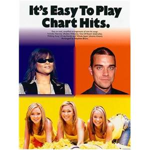 COMPILATION - IT'S EASY TO PLAY CHART HITS