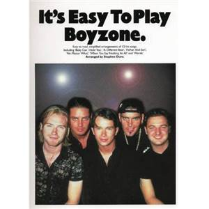 BOYZONE - IT'S EASY TO PLAY