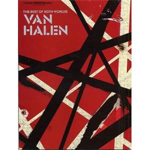 VAN HALEN - BEST OF BOTH WORLDS GUIT.TAB