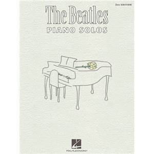 BEATLES THE - PIANO SOLOS 2ND EDITIONS
