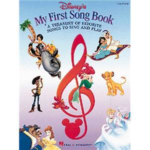 DISNEY - MY FIRST VOL.P/V/G VOL.1