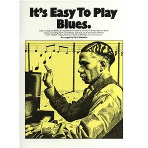 COMPILATION - IT'S EASY TO PLAY BLUES P/V/G