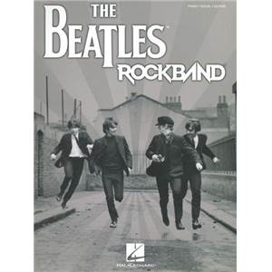 BEATLES THE - ROCK BAND P/V/G