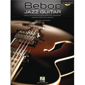 COMPILATION - BEBOP JAZZ GUITAR + CD