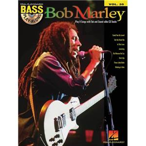 MARLEY BOB - BASS PLAY ALONG VOL.35 + CD