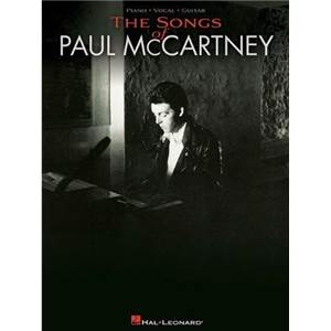 MCCARTNEY PAUL - THE SONGS OF P/V/G SORTIE LE 01/09/10