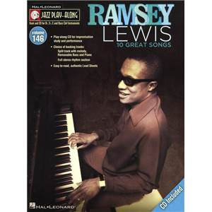 LEWIS RAMSEY - JAZZ PLAY ALONG VOL.146 + CD